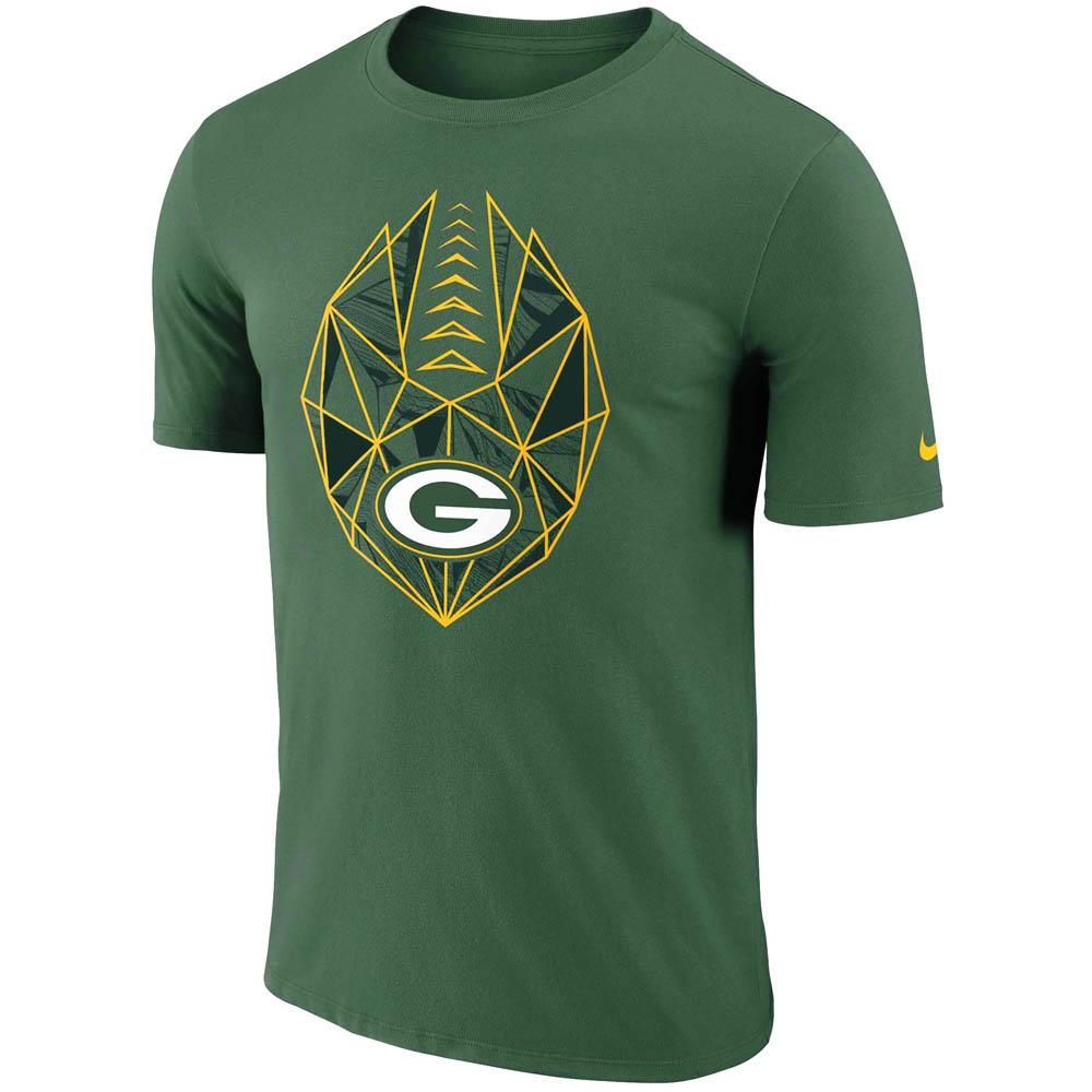 NFL パッカーズ Tシャツ ドライフィット アイコン 2018 ナイキ/Nike 926287-323【1910価格変更】