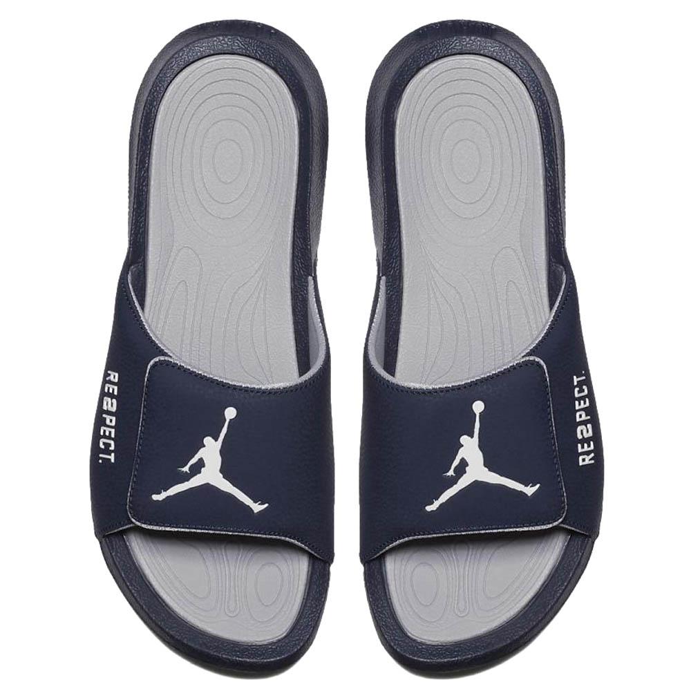 d4a7f346cce0 Nike Jordan  NIKE JORDAN Derek Jeter sandals   shoes high mud 6 リスペクトネイビー  AH6733-402