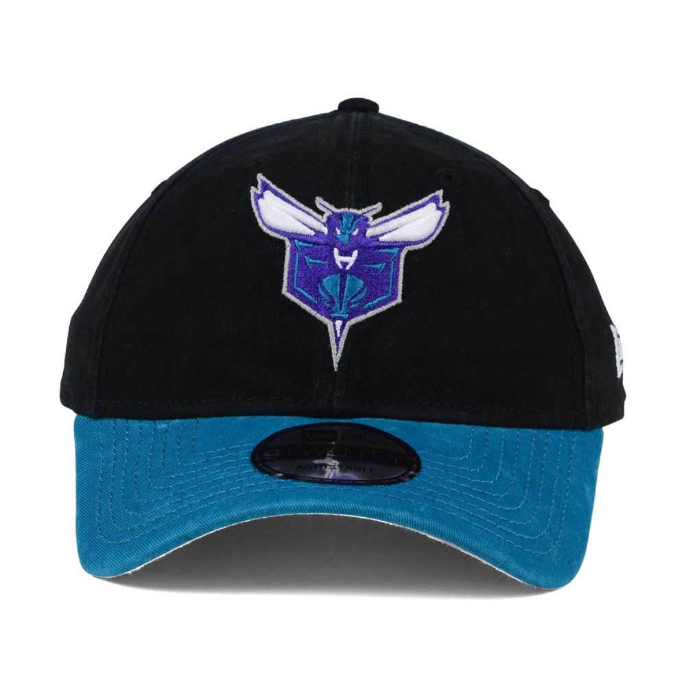 NBA Hornets cap   hat 2 tone new gills  New Era black   Tyr (alternate logo) 2bbfb2fcdd5