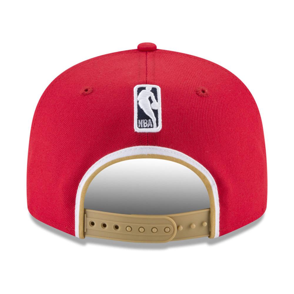 2d3320e6698 NBA pelicans cap   hat statement jersey snapback new gills  New Era red