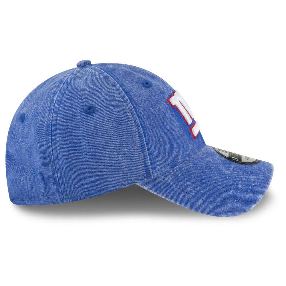 big sale 2890b cc309 ... reduced nfl giants cap hat italian wash team color new gills new era  royal 4d499 0bcb1