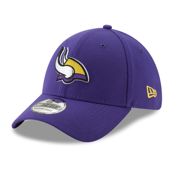 お取り寄せ NFL バイキングス キャップ/帽子 ロゴ エレメンツ コレクション 39THIRTY ニューエラ/New Era【1910価格変更】【191028変更】