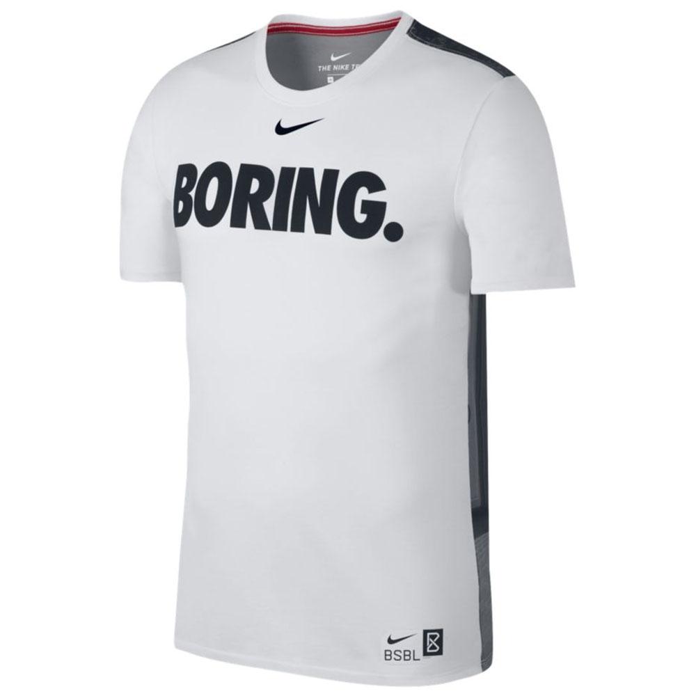 Nike BB マイク・トラウト Tシャツ トラウト ボーリング ナイキ/Nike ホワイト 878696-100【1910価格変更】【1112】