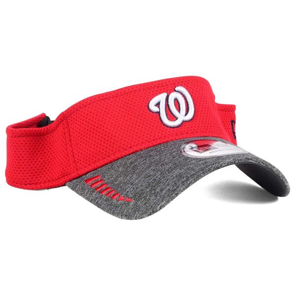 c67b64fc42348 Order order MLB National s sun visor   hat shadow technical center new  gills  New Era red