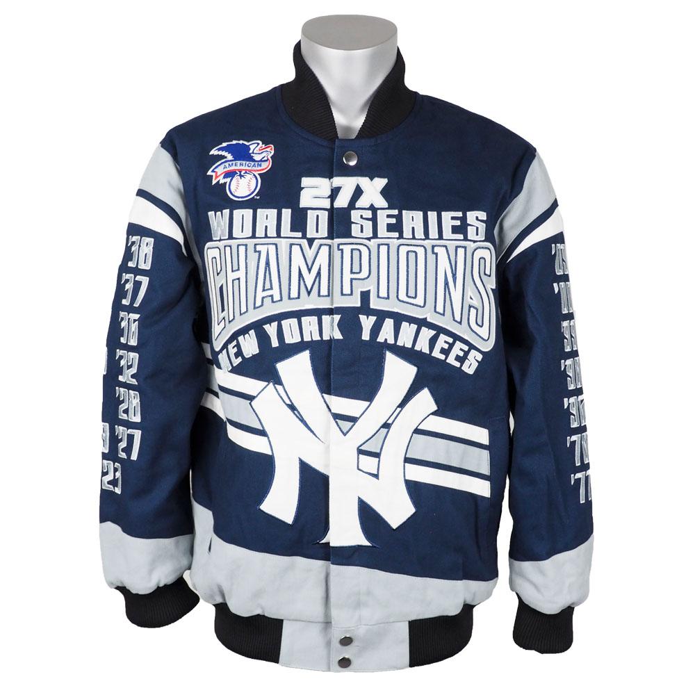 【リニューアル記念メガセール】ヤンキース スタジャン/ジャケット グラディエーター コットン ツイル G-III