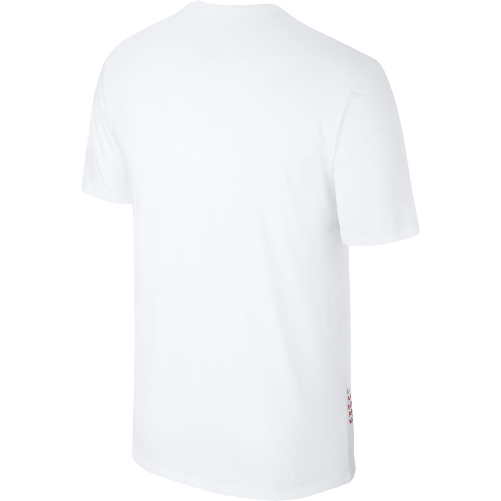 a8b803b55a05 Nike Jordan  NIKE JORDAN T-shirt greatest short sleeve white AV6080-100