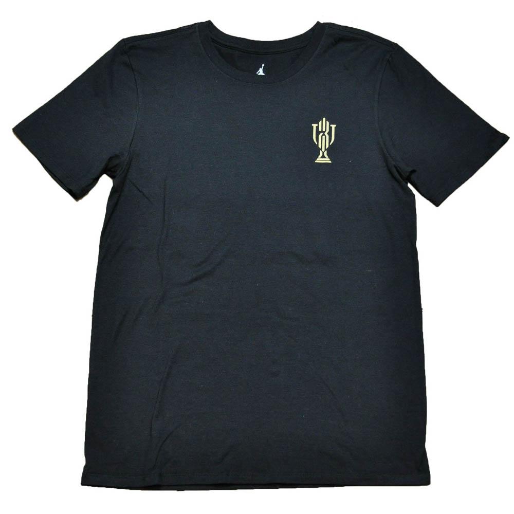 ナイキ ジョーダン/NIKE JORDAN Tシャツ トロフィー ルーム ロゴ ブラック 847742-011