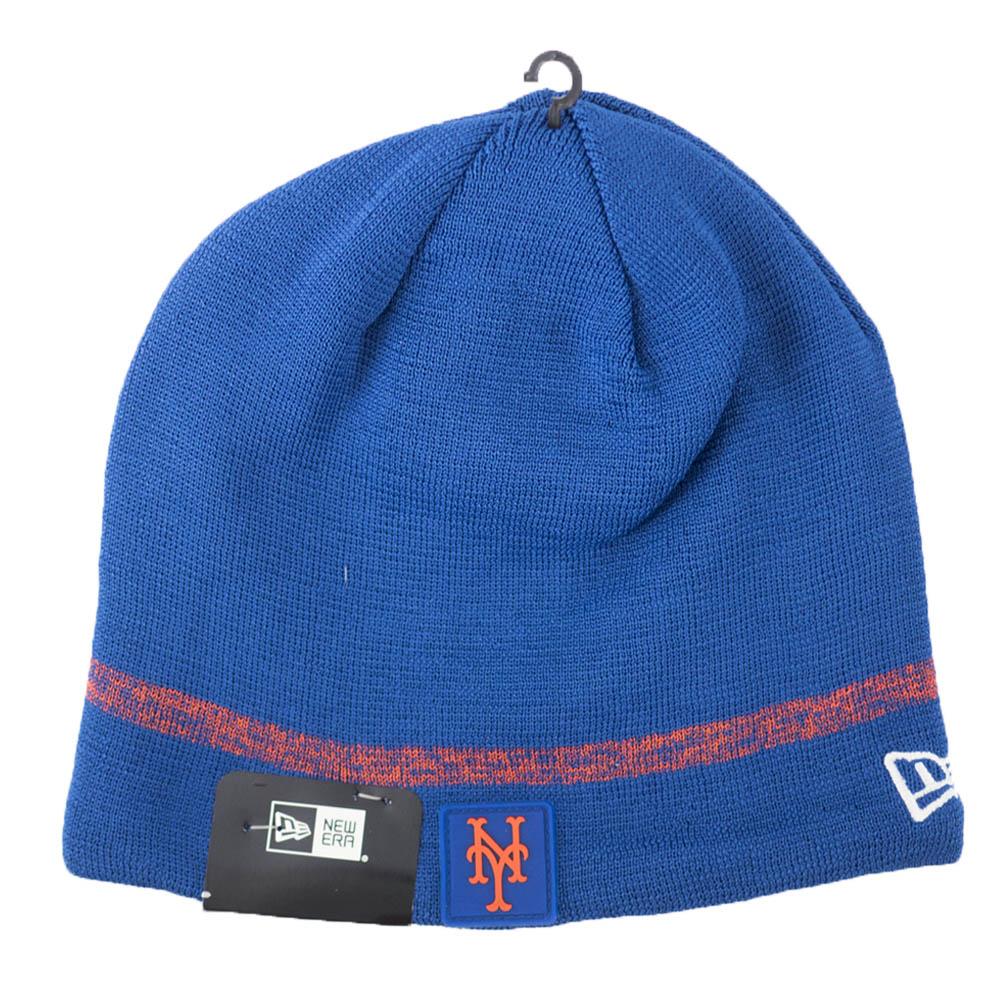 メッツ キャップ ニューエラ NEW ERA MLB ニットキャップ ニット帽 2019 クラブハウス 【1910価格変更】【191028変更】