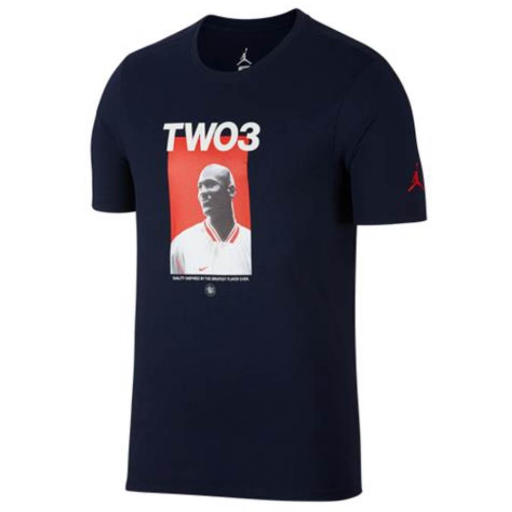 ジョーダン/JORDAN Tシャツ AJ 12 CNXN 3 ネイビー