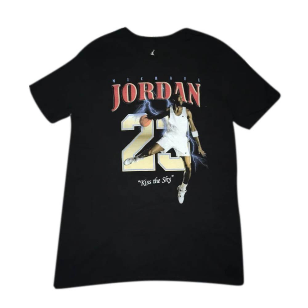 ジョーダン/JORDAN Tシャツ キス ザ スカイ ブラック