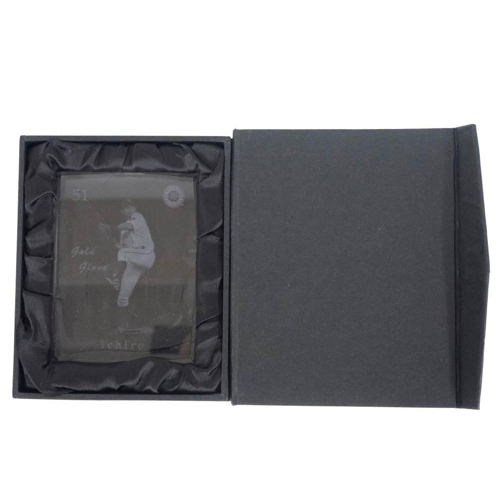 MLB(メジャーリーグ) マリナーズ イチロー クリスタルカード MVP Crystals【1910価格変更】