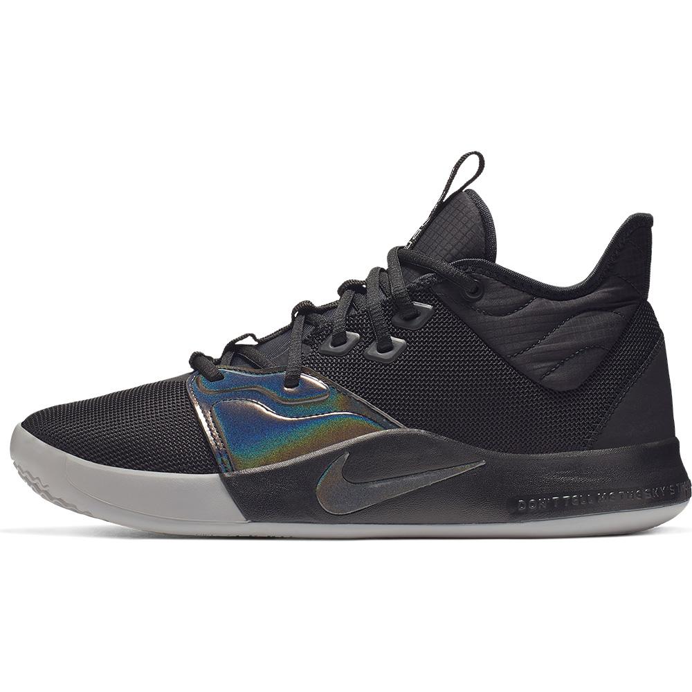PG シューズ/スニーカー 3 EP ナイキ/Nike ブラック/ブラック AO2608-003【NIKEJP】