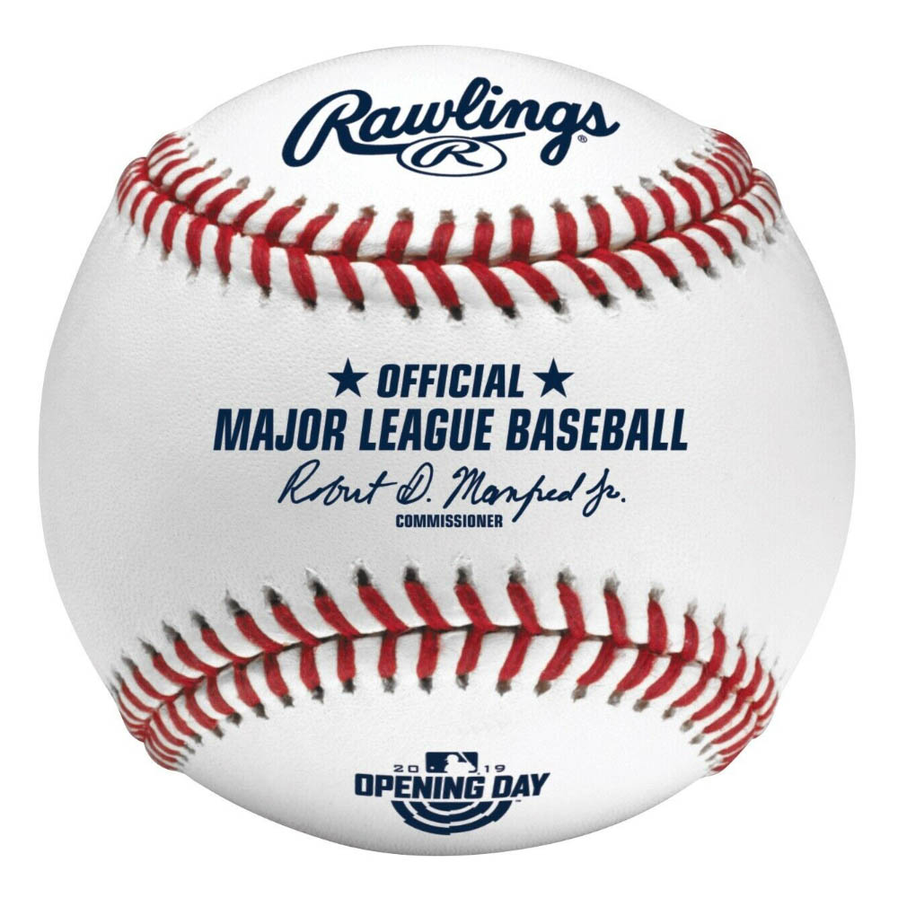 MLB 2019 オープニング デイ ベースボール ローリングス/Rawlings【1910価格変更】