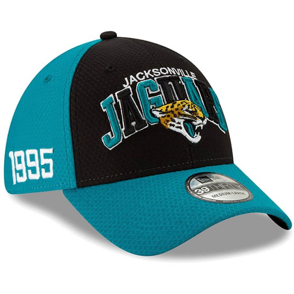 NFL ジャガーズ キャップ/帽子 2019 サイドライン Home 39THIRTY Flex Hat ニューエラ/New Era【1910価格変更】【191028変更】