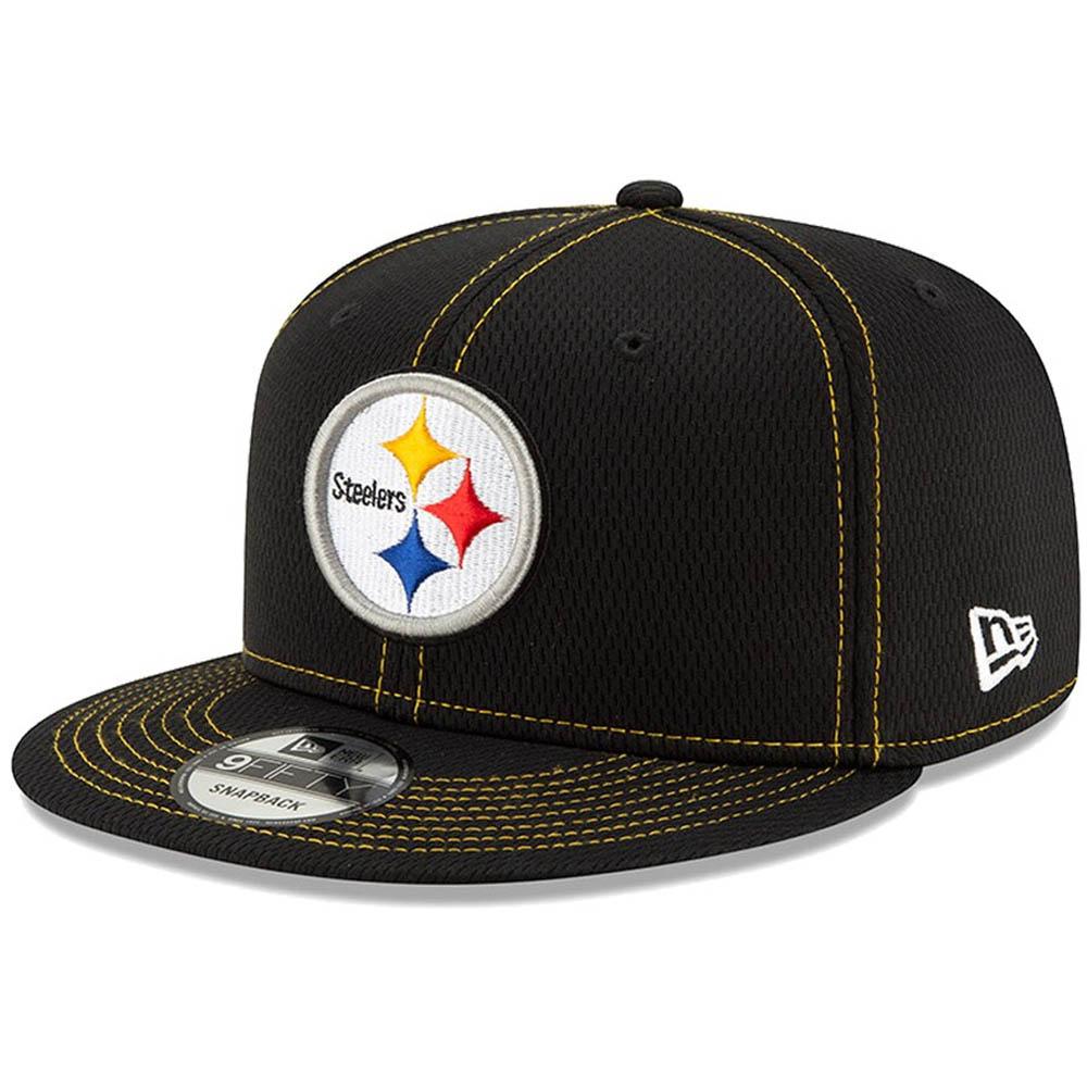 NFL スティーラーズ キャップ 帽子 2019 サイドライン Road 9FIFTY ニューエラ New Era 平つばキャップ特集iTOkXZPuw