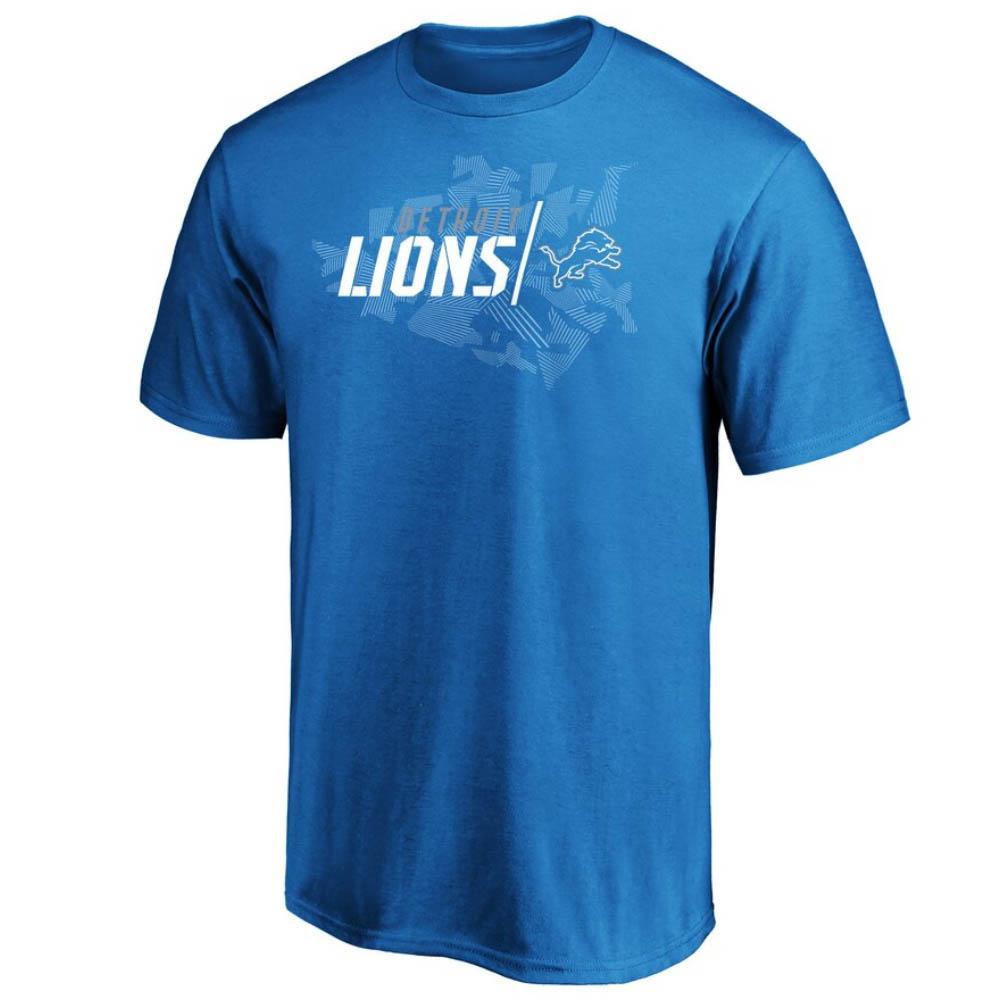 ライオンズ NFL Tシャツ ジオ ドリフト Tシャツ マジェスティック/Majestic【1910価格変更】