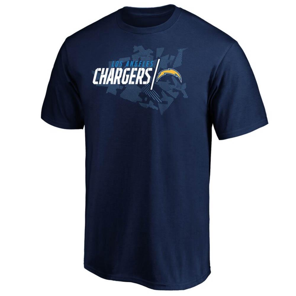 チャージャース NFL Tシャツ ジオ ドリフト Tシャツ マジェスティック/Majestic【1910価格変更】
