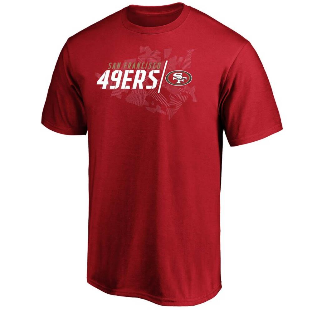 49ers NFL Tシャツ ジオ ドリフト Tシャツ マジェスティック/Majestic【1910価格変更】