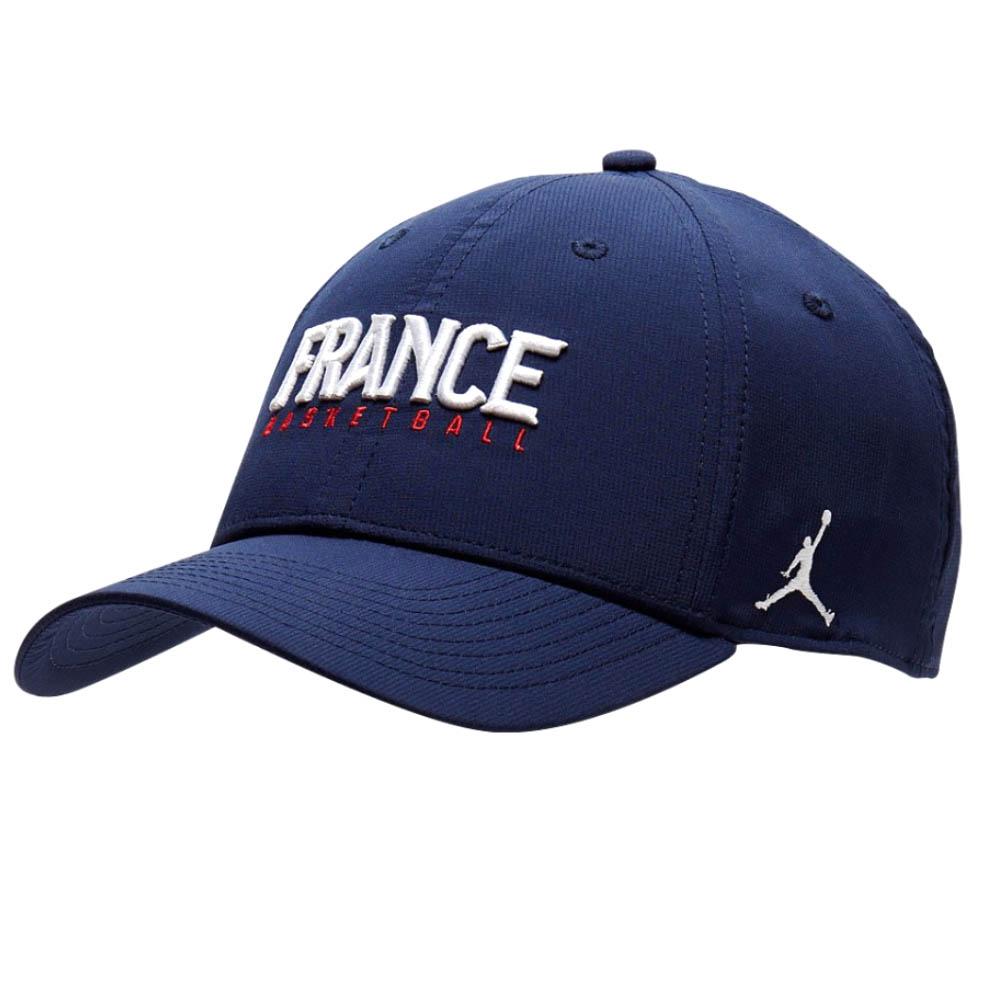 ジョーダン/JORDAN France Tシャツ フランス代表 ジャンプマン CAP ネイビー