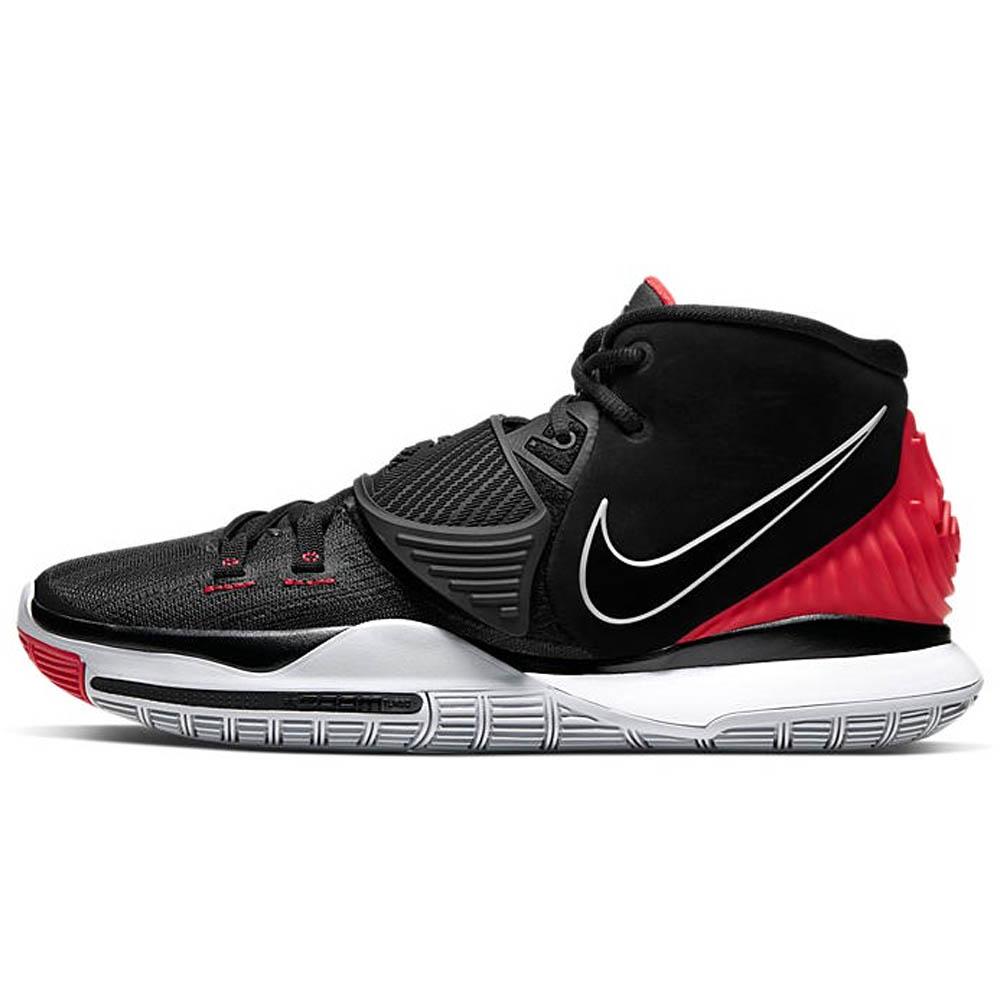NBA シューズ/スニーカー カイリーVIEP ナイキ/Nike ブラック/ブラック/ユニバーシティレッド/ホワイト BQ4631-002【NJP】