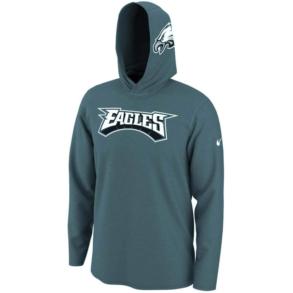 NFL イーグルス Tシャツ フーディー ヘルメット ロング スリーブ ナイキ/Nike ジェイド BQ5115-339