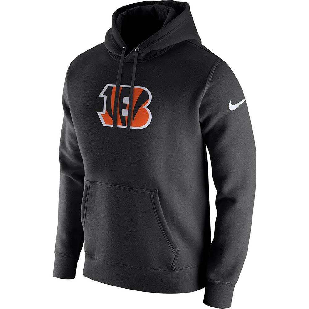 NFL パーカー ベンガルズ ナイキ Nike フーディー プルオーバー フリース クラブ ブラック