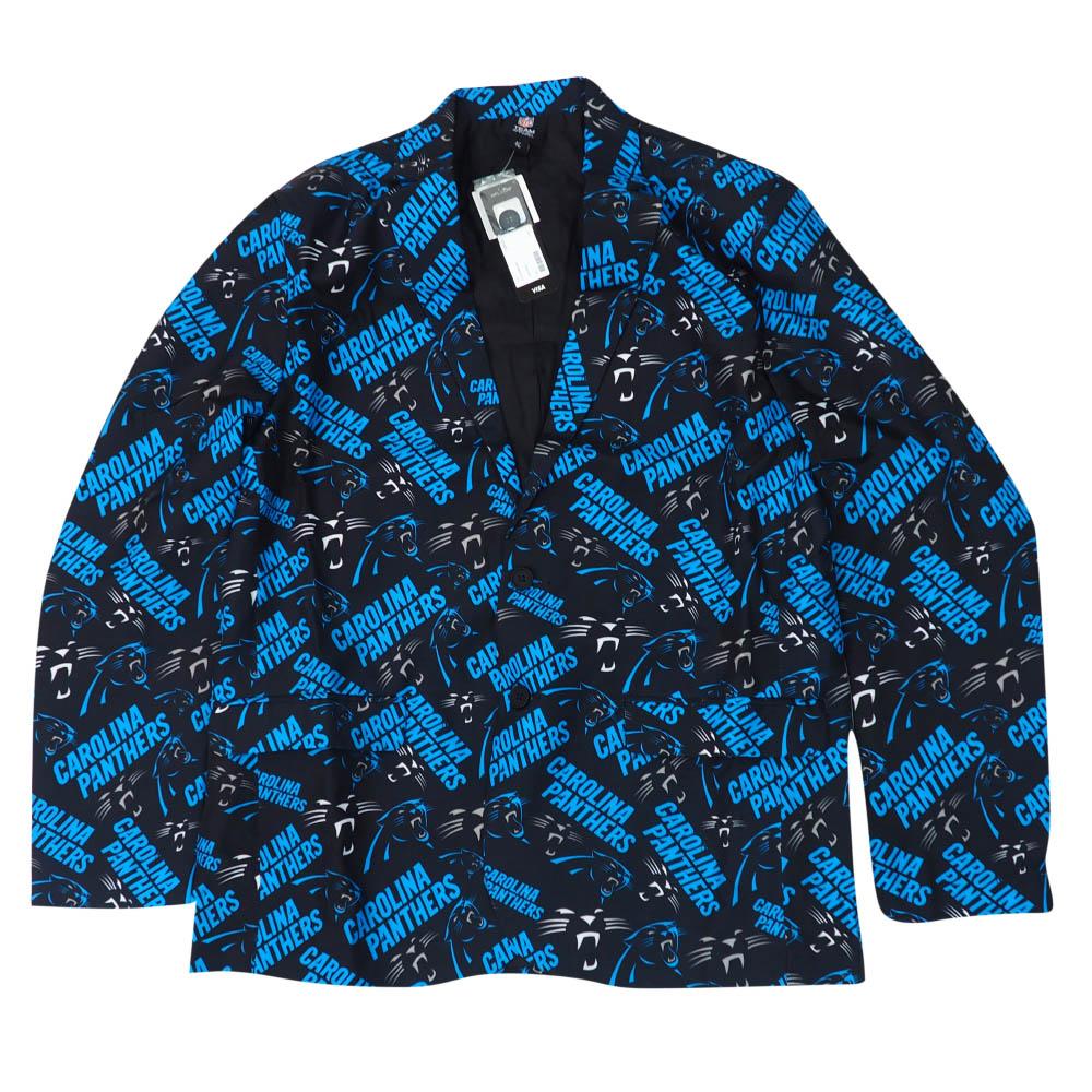 NFL パンサーズ ジャケット/アウター アグリー ビジネス Forever Collectables ブラック