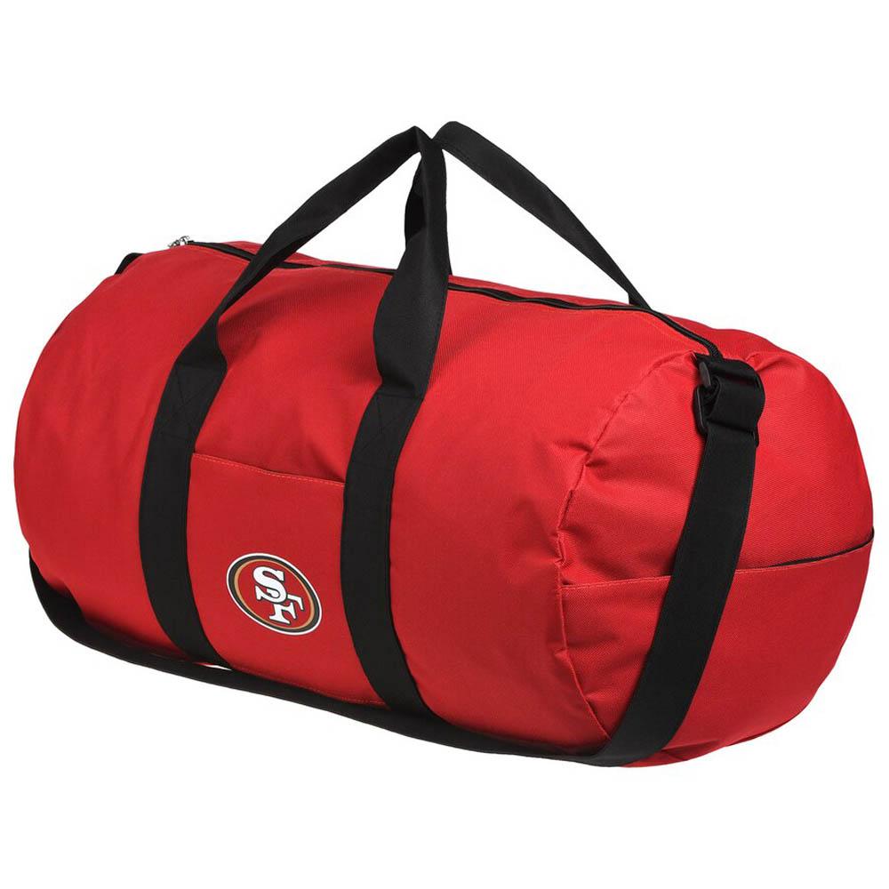 スーパーボウル進出 NFL 49ers ダッフルバッグ Forever Collectibles レッド