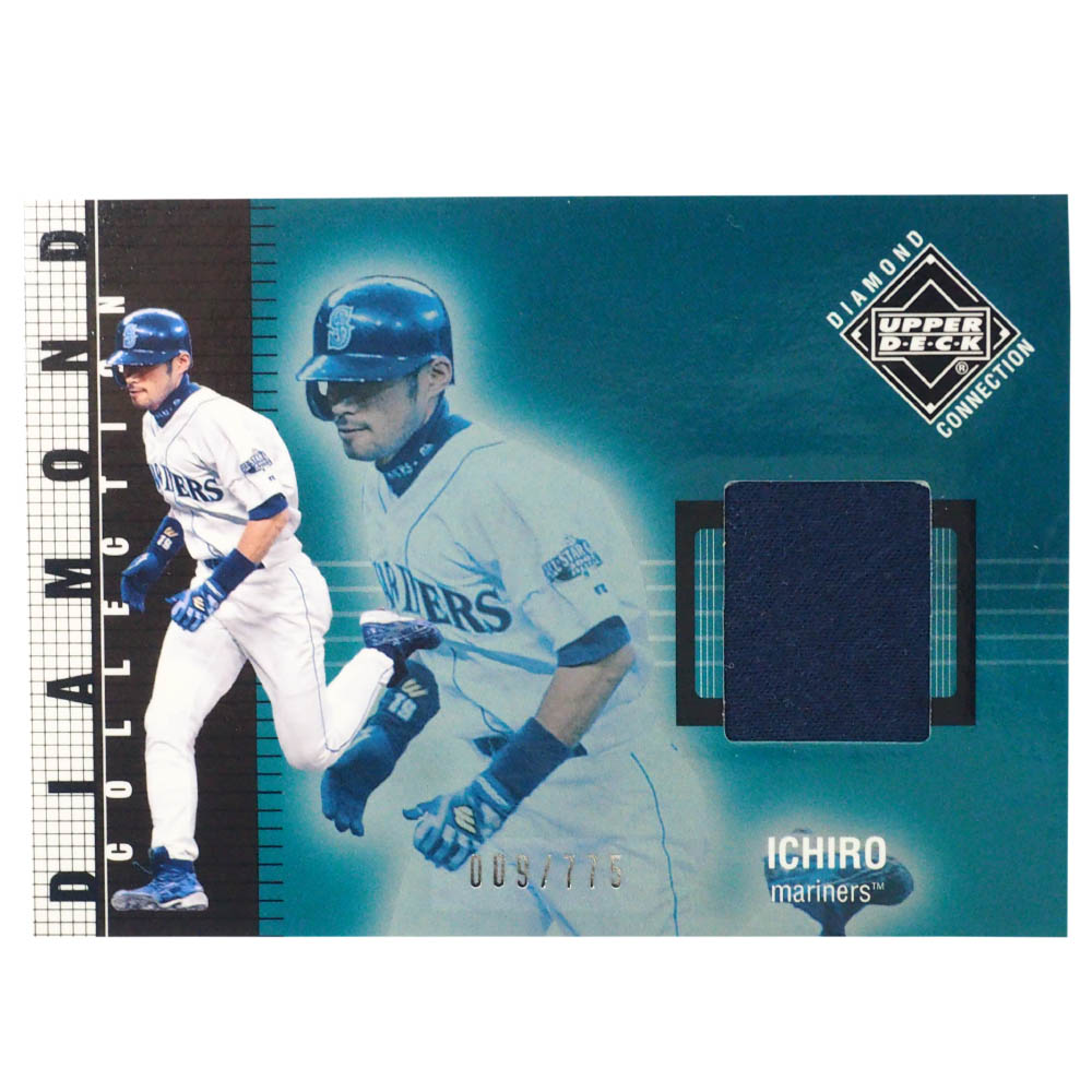 MLB イチロー シアトル・マリナーズ トレーディングカード/スポーツカード 2002 #545 9/775 Upper Deck