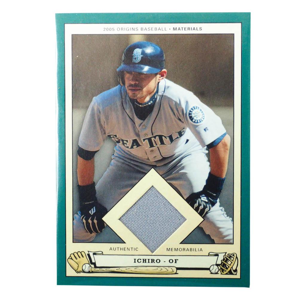 MLB イチロー シアトル・マリナーズ トレーディングカード/スポーツカード 2005 #PB-IS Upper Deck