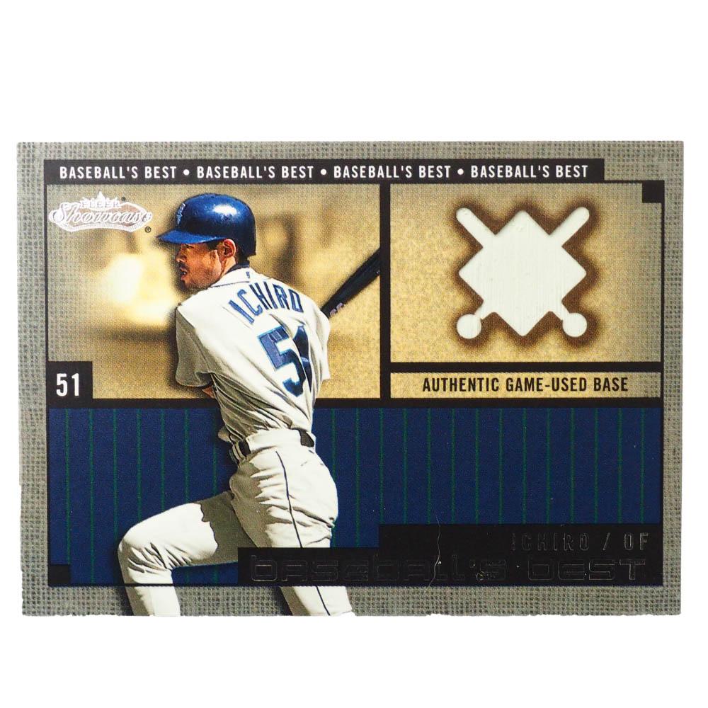 MLB イチロー シアトル・マリナーズ トレーディングカード/スポーツカード 2002 #51 Fleer