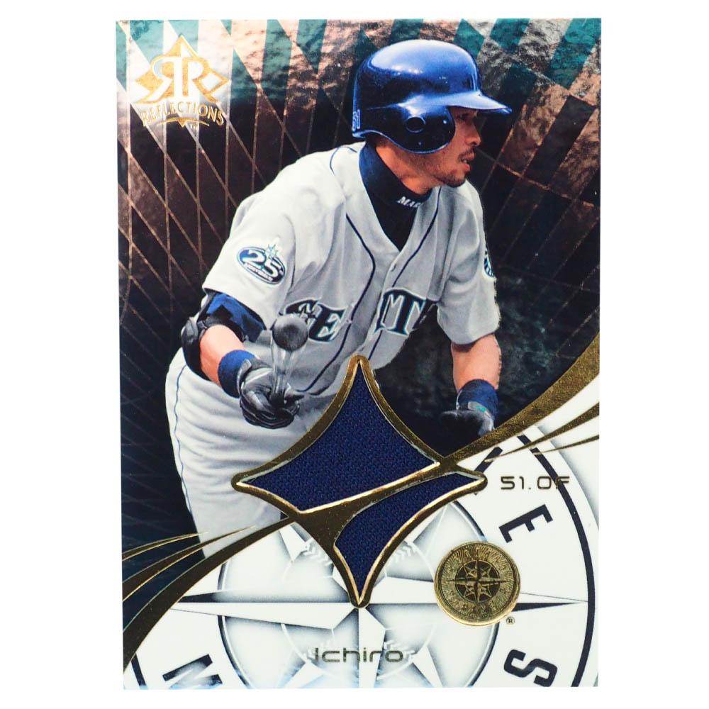 あす楽対応 超レア マリナーズ時代のイチロー選手カード MLB イチロー シアトル 2020春夏新作 マリナーズ トレーディングカード #189 数量は多 Deck Upper ゲーム スポーツカード ジャージ 2004