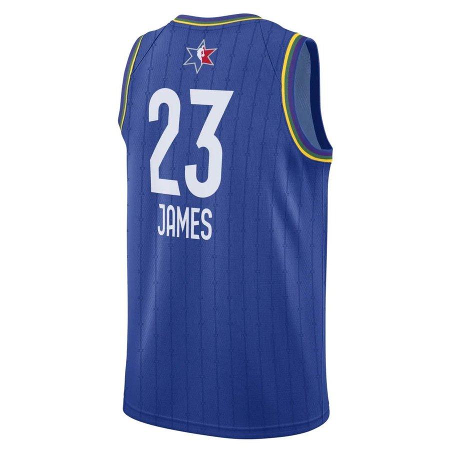 【リニューアル記念メガセール2】NBA レブロン・ジェームズ ユニフォーム/ジャージ 2020 オールスターゲーム スウィングマン Jersey ナイキ/Nike ブルー CJ1059-400