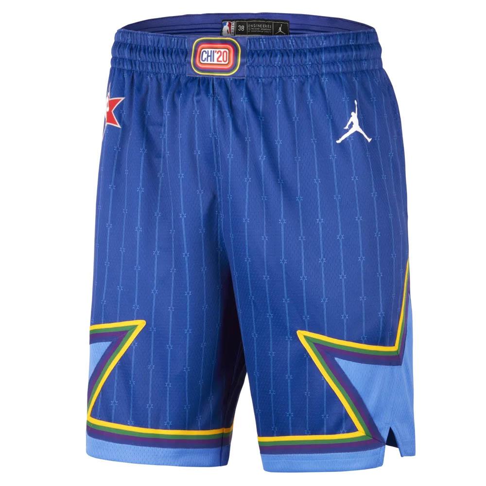 NBA ショートパンツ/ショーツ 2020 オールスターゲーム スウィングマン Short ナイキ/Nike ブルー CJ1067-495