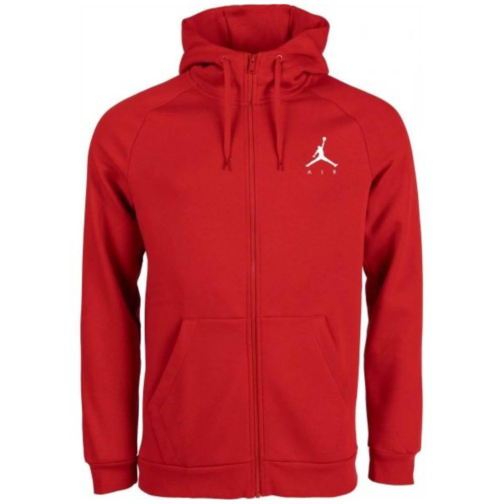 JORDAN パーカー/フーディー Jordan Jumpman Air Fleece Full-Zip Hoodie レッド 939998-687