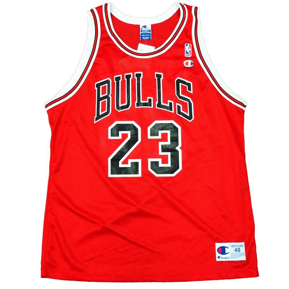 NBA マイケル・ジョーダン シカゴ・ブルズ ユニフォーム/ジャージ レプリカ チャンピオン/Champion ロード