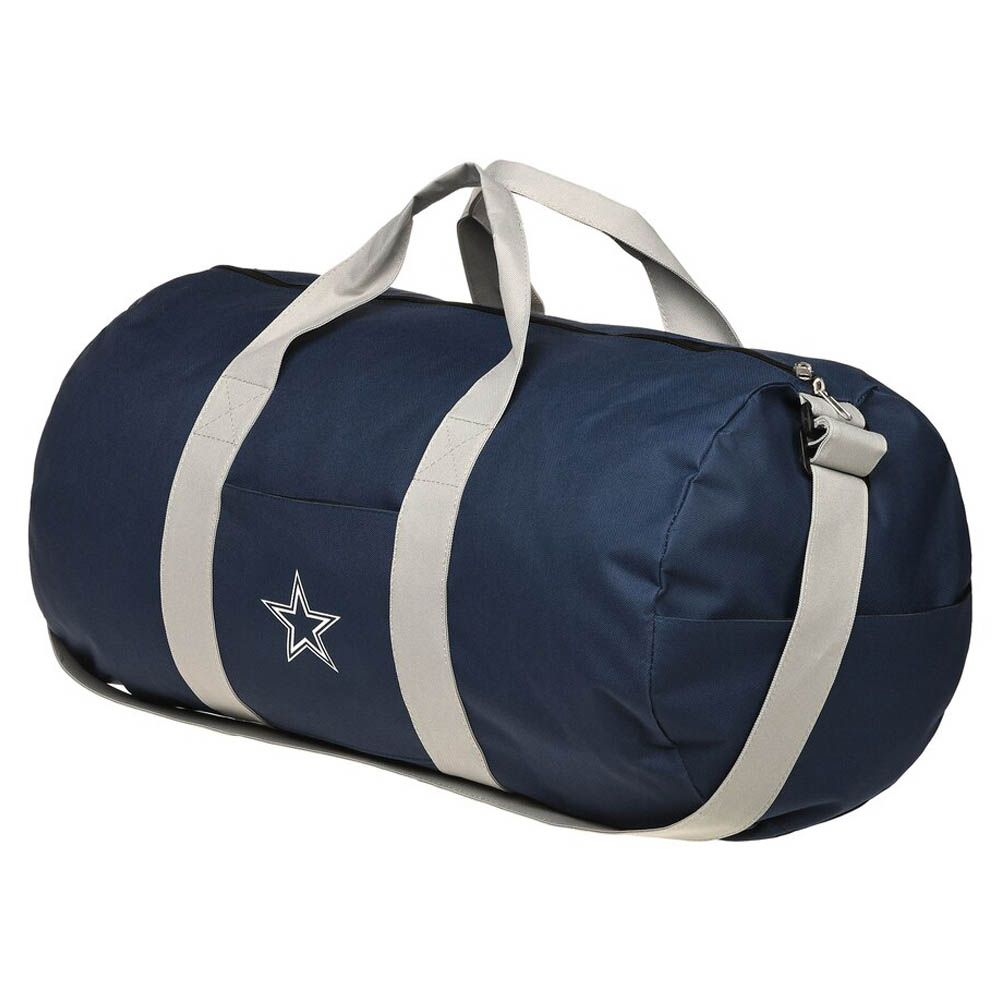 NFL カウボーイズ Vessel Barrel Duffle Bag ダッフルバッグ ボストンバッグ Forever Collectibles