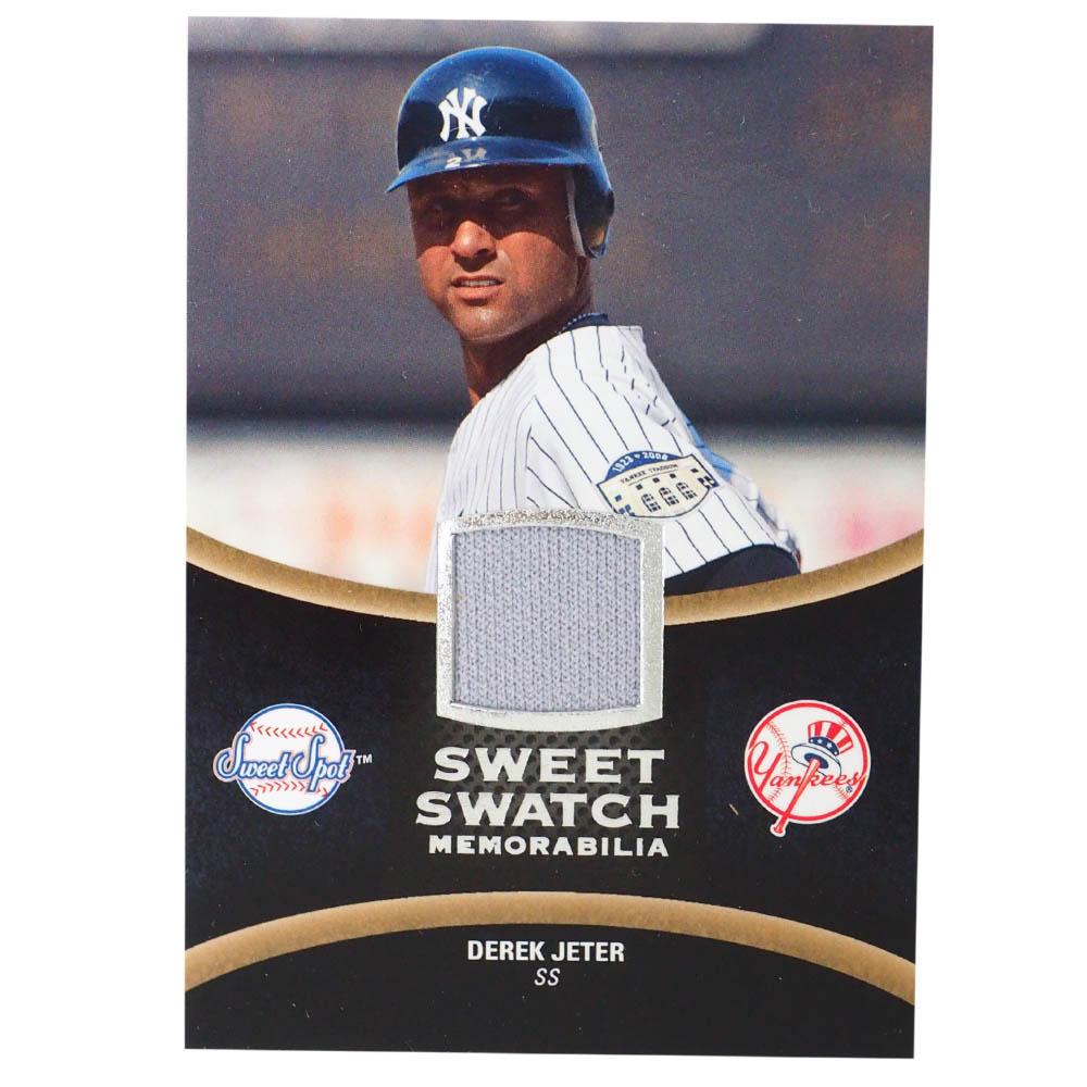 MLB デレク・ジーター ニューヨーク・ヤンキース トレーディングカード/スポーツカード Upper Deck 2008 Jeter #SS-DJ Upper Deck
