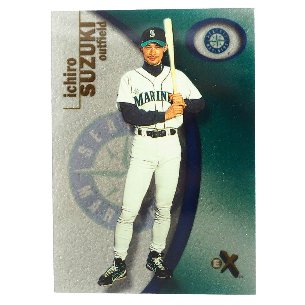 MLB イチロー シアトル・マリナーズ トレーディングカード/スポーツカード 2001 Rookie Ichiro #150 1770/1999 Fleer