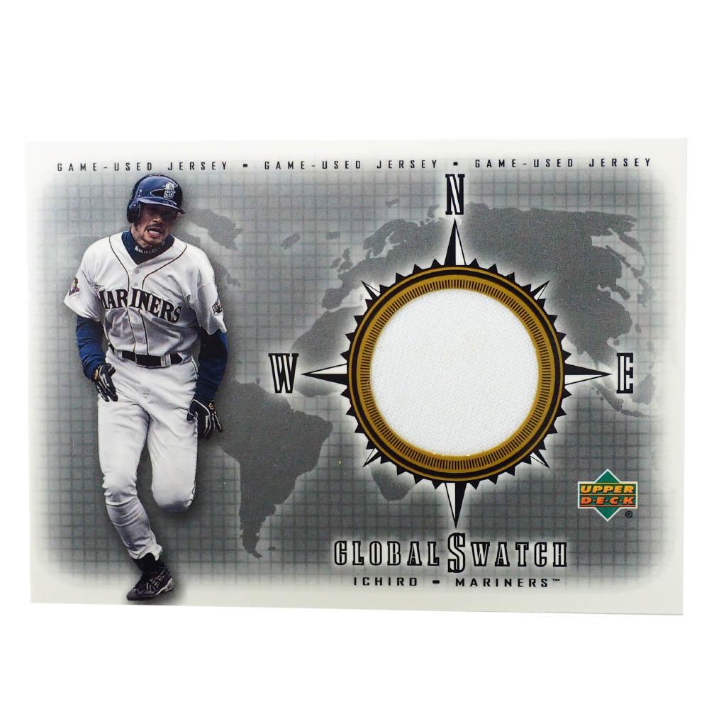 MLB イチロー シアトル・マリナーズ トレーディングカード/スポーツカード 2001 Rookie Ichiro #GS-IS Jersey Upper Deck