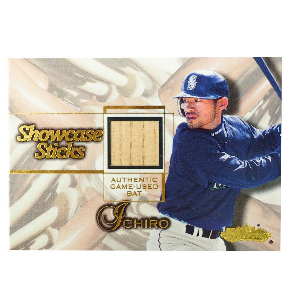 MLB イチロー シアトル・マリナーズ トレーディングカード/スポーツカード 2001 Rookie Ichiro Used Bat Fleer
