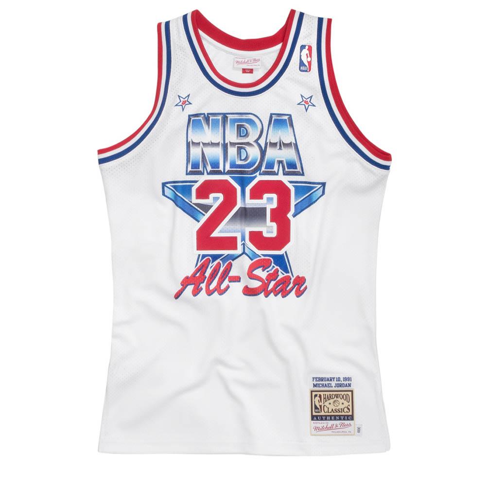 NBA マイケル・ジョーダン ユニフォーム/ジャージ 1991 オールスター ハードウッド クラシックス ミッチェル&ネス/Mitchell & Ness