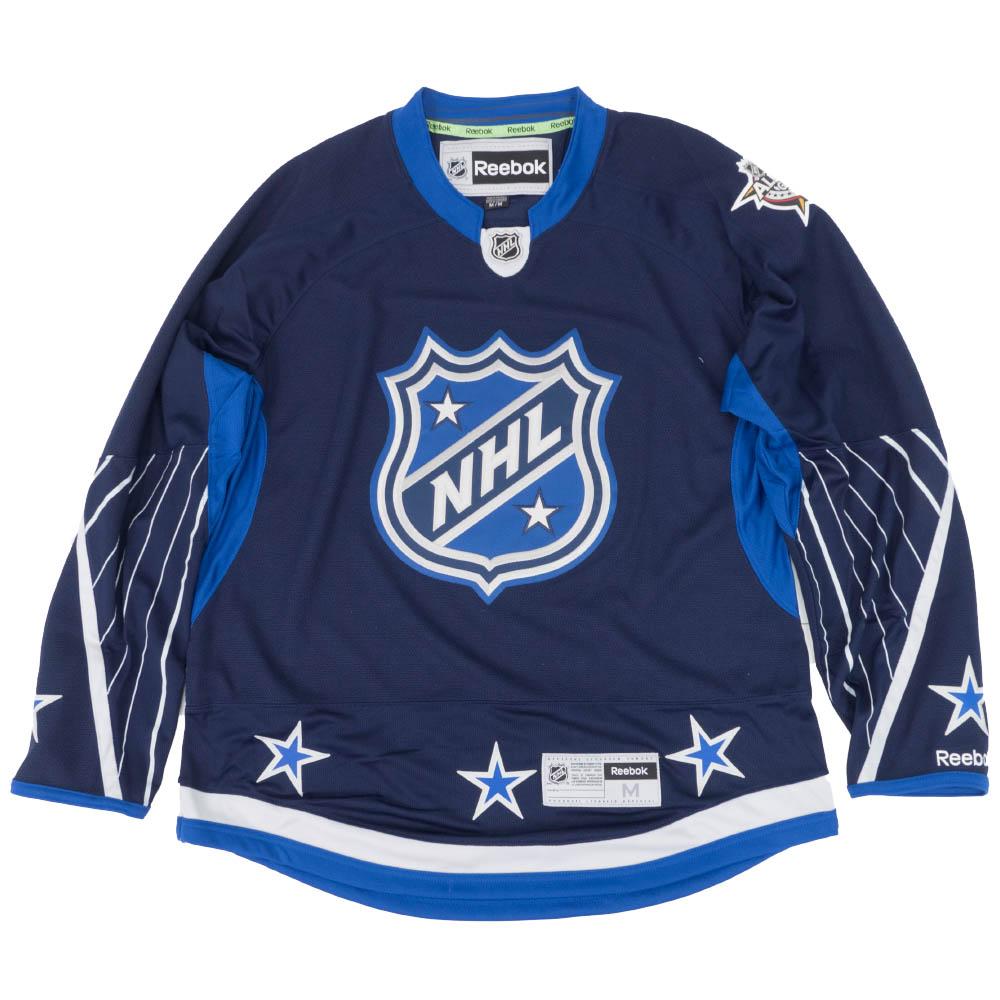 【リニューアル記念メガセール】NHL ウェスト ユニフォーム/ジャージ 2012 オールスターゲーム プレミア リーボック/Reebok ネイビー