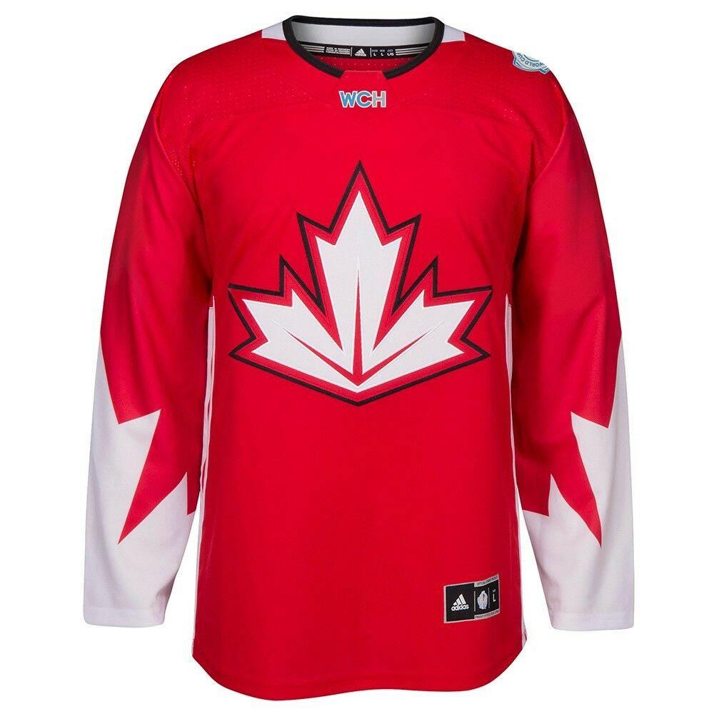 NHL カナダ代表 ユニフォーム/ジャージ 2016 ワールドカップ オブ ホッケー プレミア チーム アディダス/Adidas レッド