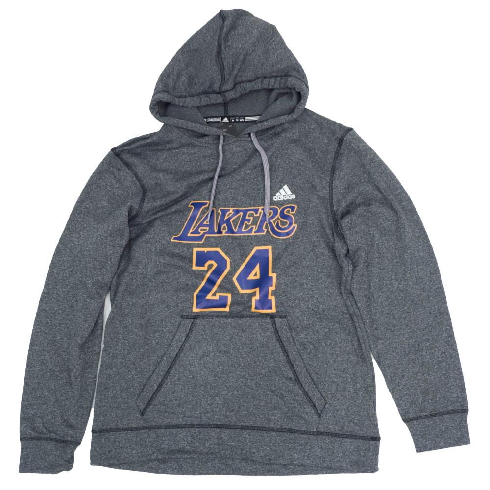 NBA コービー・ブライアント ロサンゼルス・レイカーズ パーカー/フーディー Ultimate Hoodie 2 プルオーバー アディダス/Adidas
