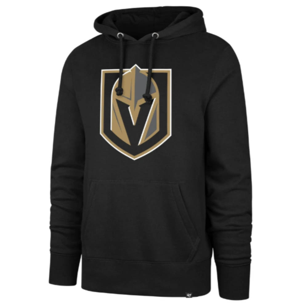NHL ゴールデンナイツ パーカー/フーディー Imprint Headline Hoody 47 Brand ブラック