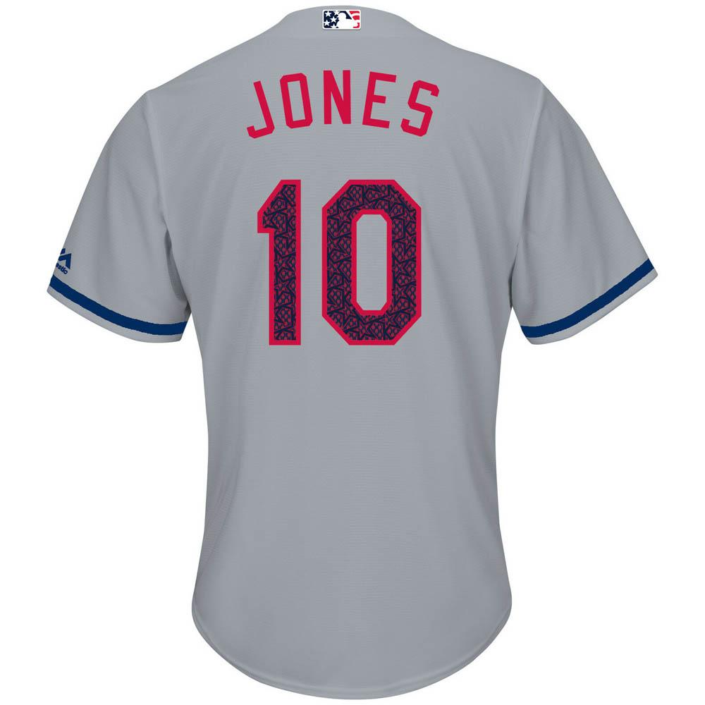 MLB アダム・ジョーンズ ボルティモア・オリオールズ ユニフォーム/ジャージ 2016 4th of July レプリカ マジェスティック/Majestic