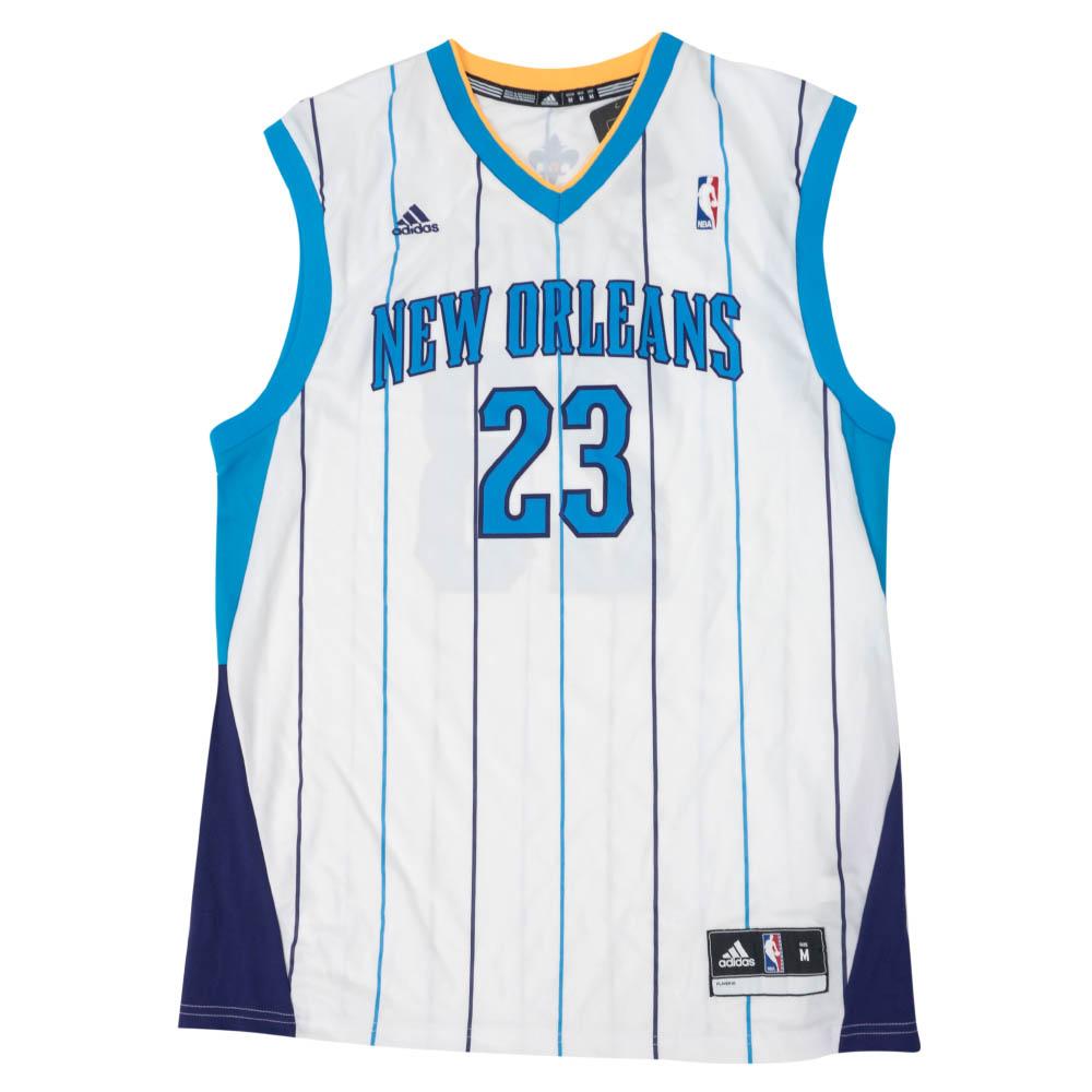 NBA アンソニー・デイビス ニューオーリンズ・ホーネッツ ユニフォーム/ジャージ Replica Jersey アディダス/Adidas ホーム
