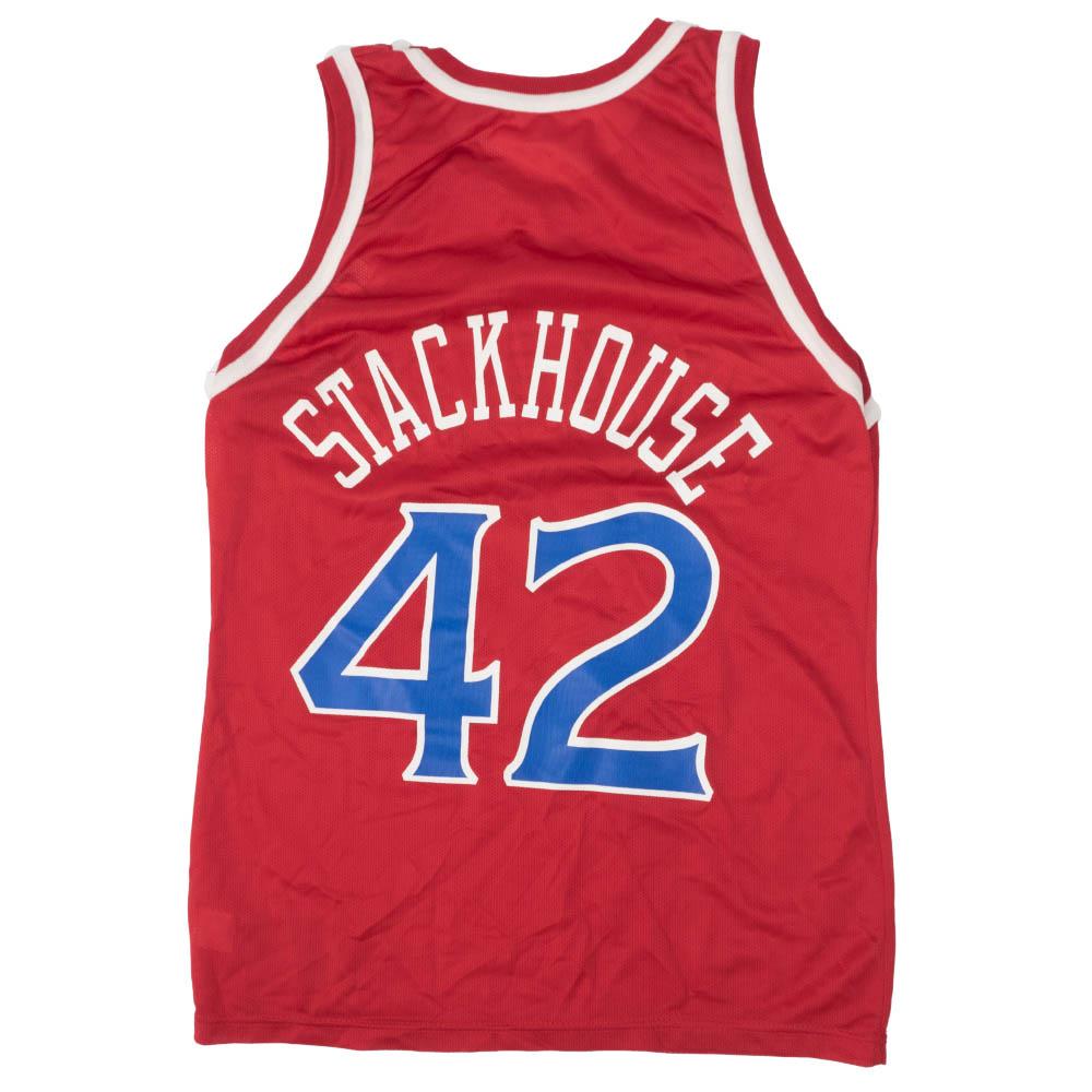 NBA ジェリー・スタックハウス フィラデルフィア・76ers ユニフォーム/ジャージ (DS) Replica Jersey チャンピオン/Champion ロード