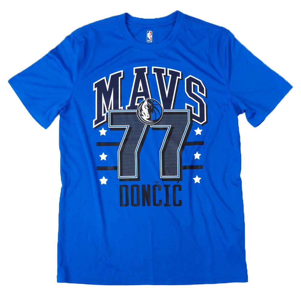 NBA ルカ・ドンチッチ ダラス・マーベリックス Tシャツ N&N T-Shirt UNK ロイヤル